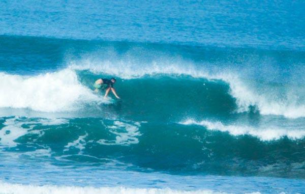 Level Four - bali surf lessons